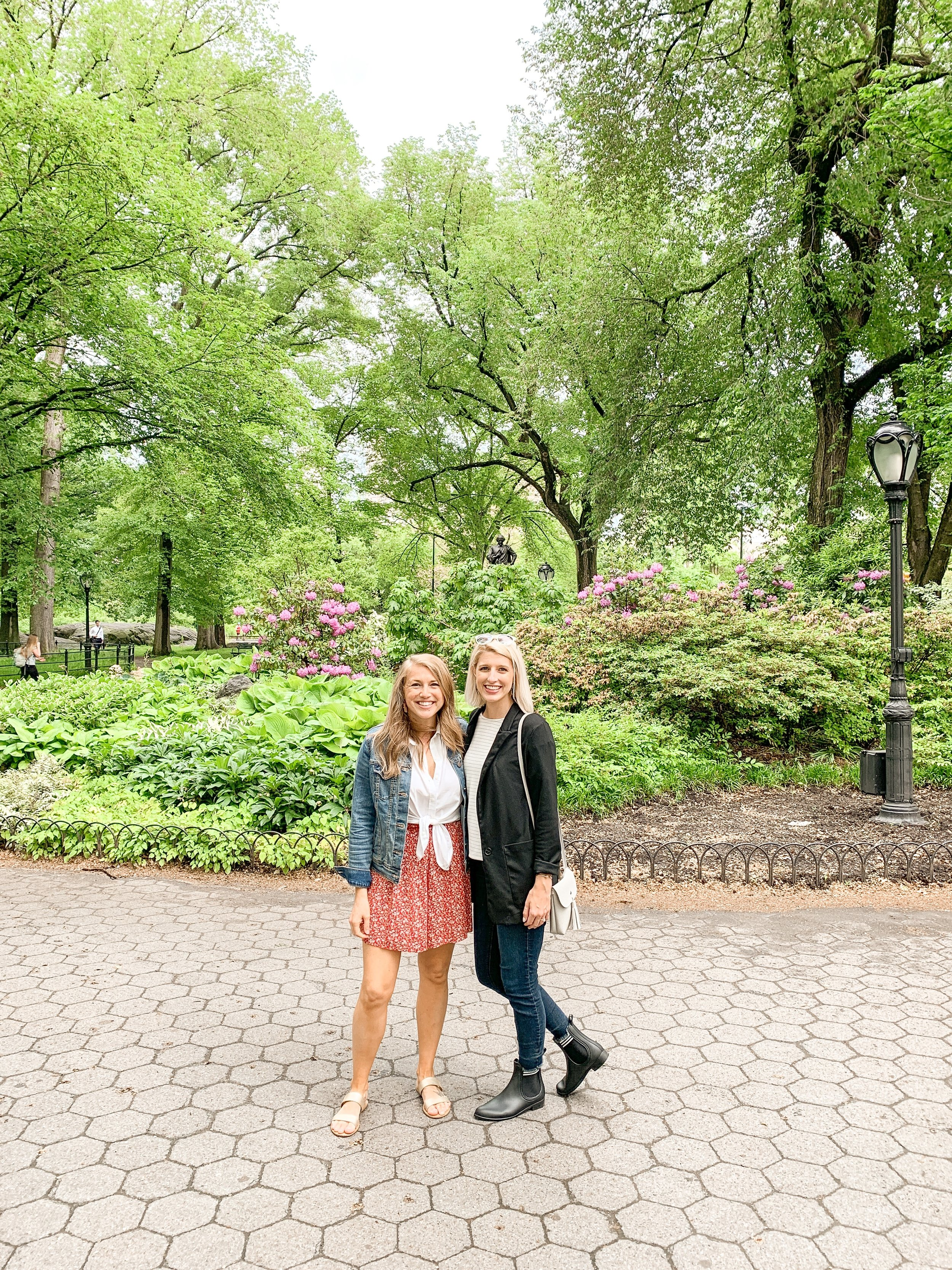 Central Park loveliness.