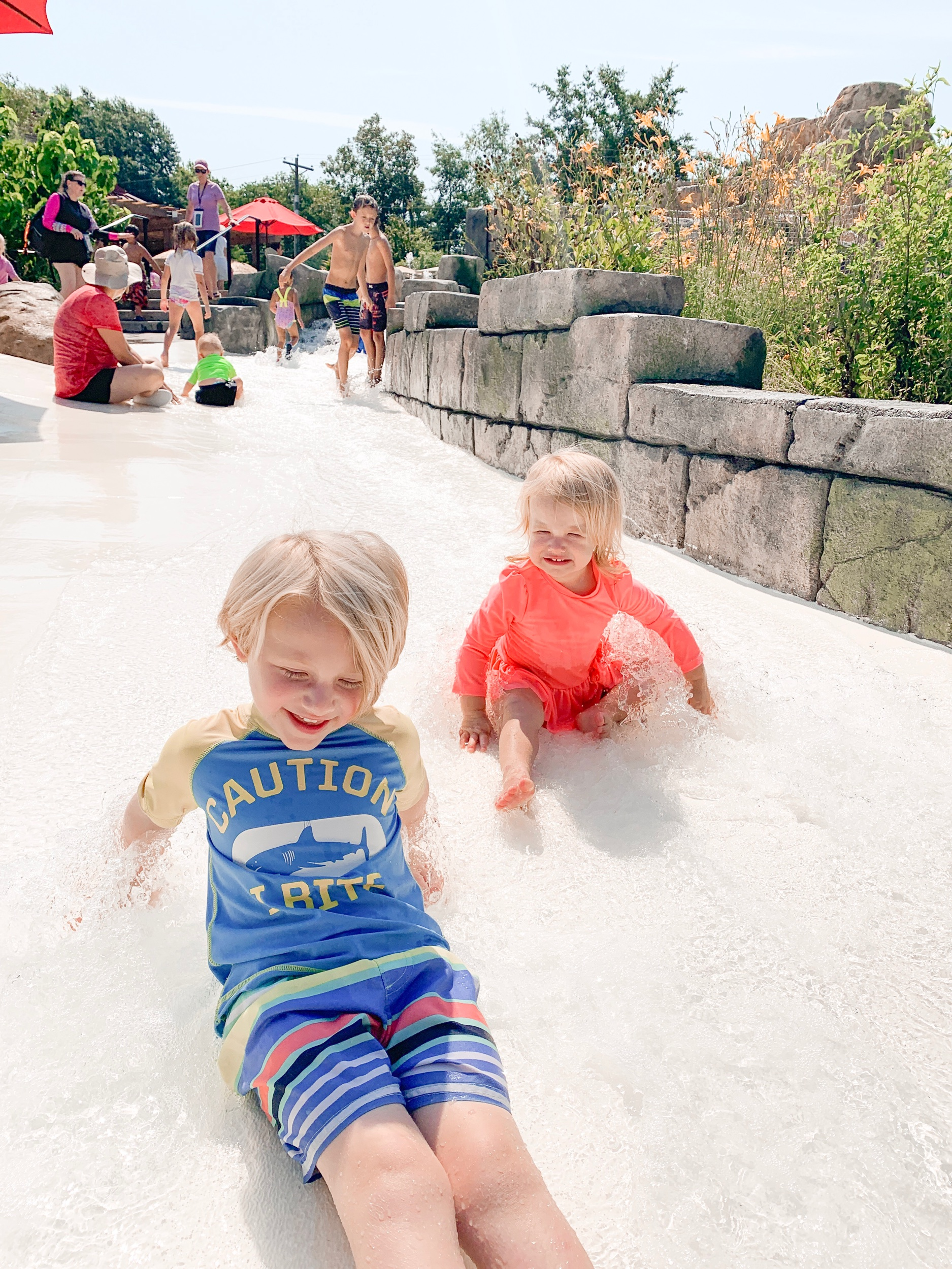 Riverbanks Zoo & Botanical Gardens is one if the best zoos in America! It has this cool interactive children's play zone with Waterfall Junction and so much more!!