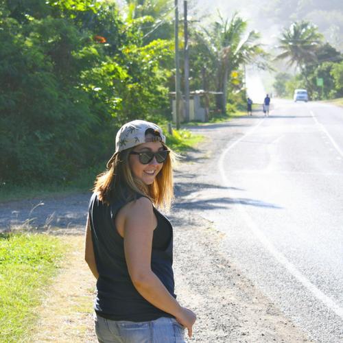 Shanny Matterson, wild spark copy, copywriter, travel writer, travel, Fiji, globelle Travels