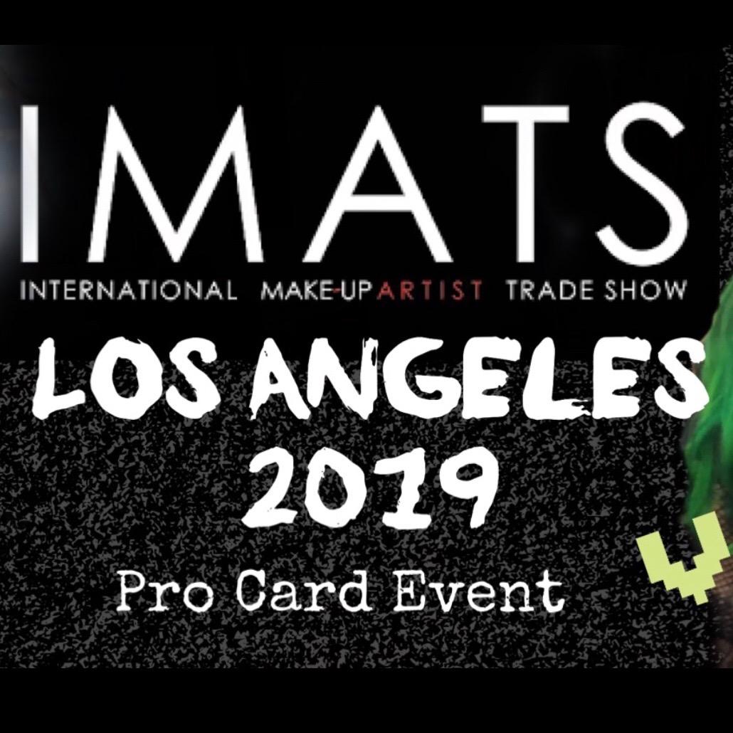 IMATS LA 2019