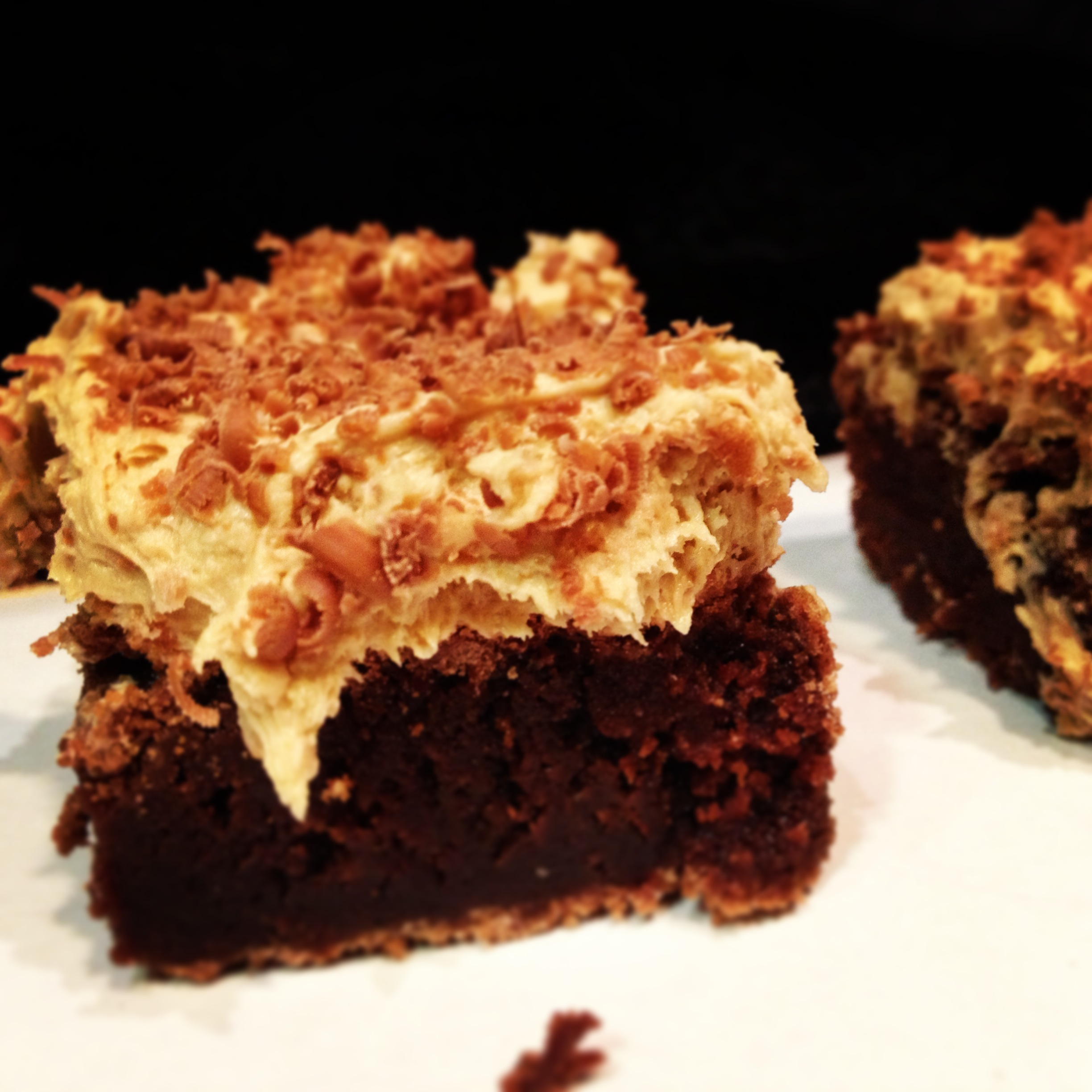 More brownie action!