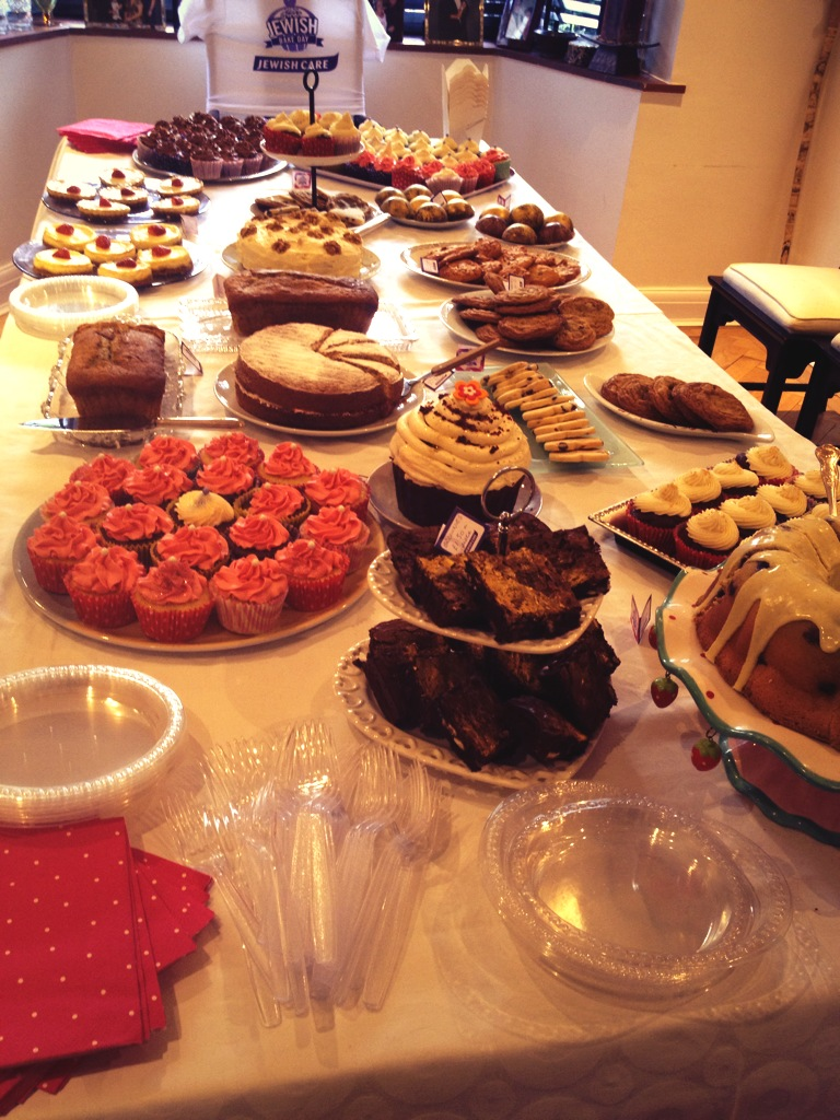 The whole spread!