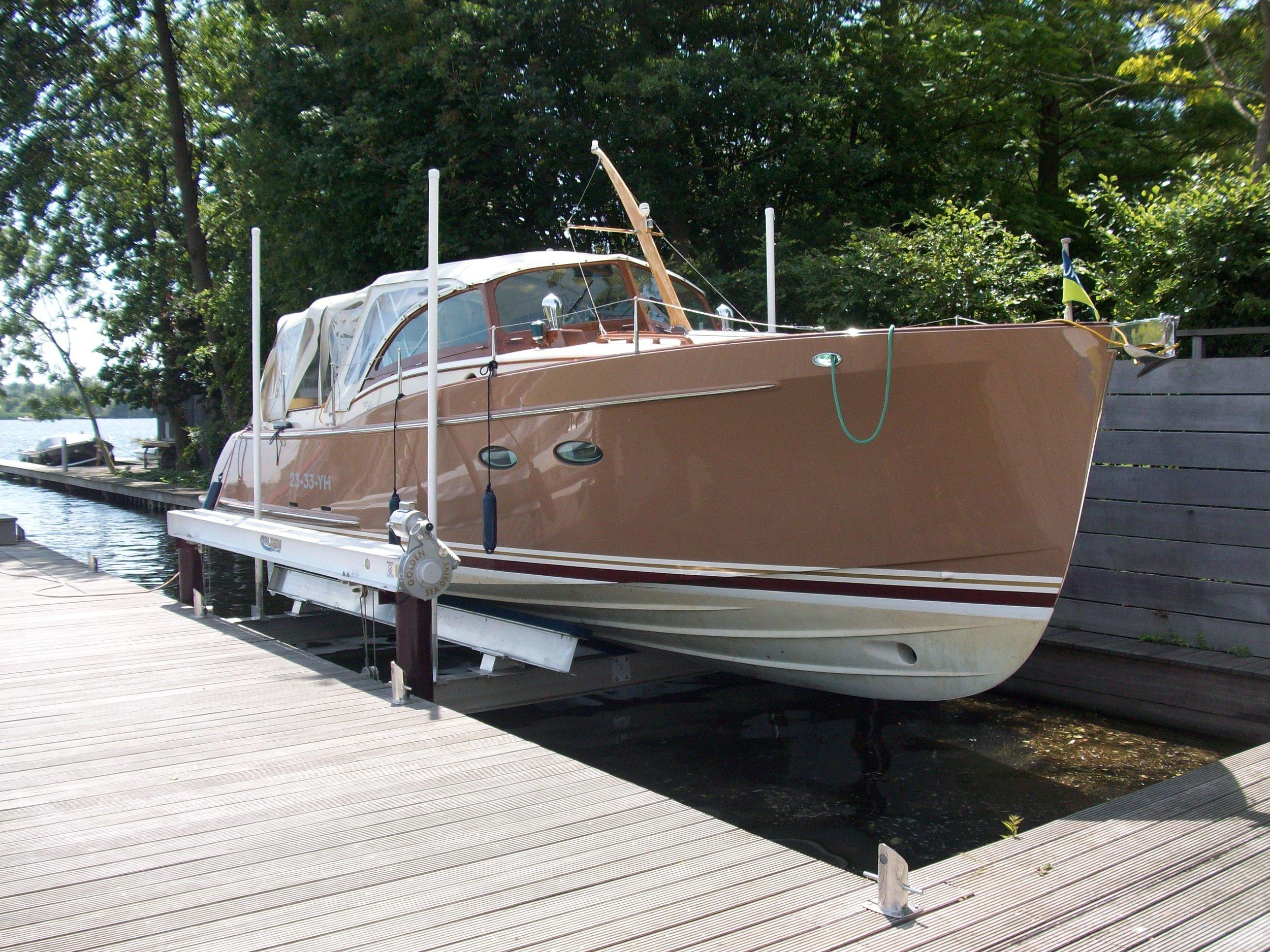 4-post boatlift 10ton