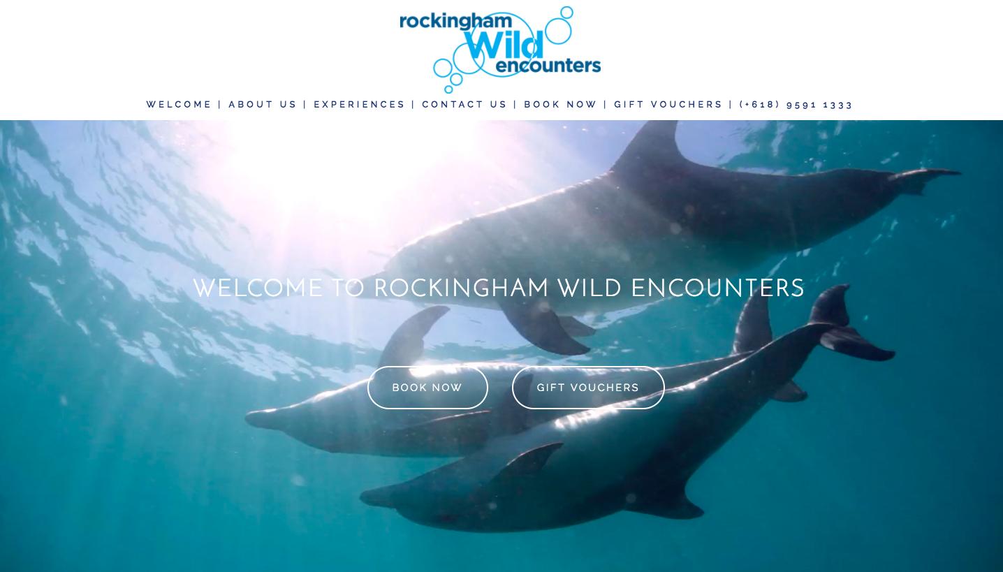 Rockingham Wild Encounters  www.rockinghamwildencounters.com.au