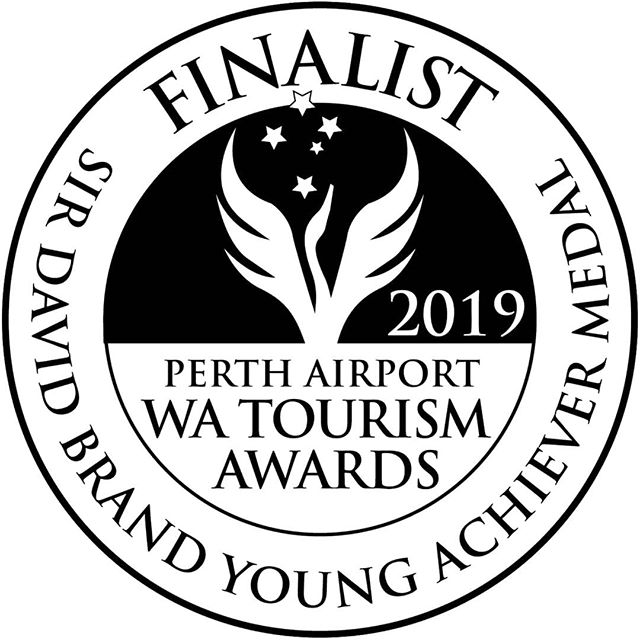 Immensly grateful to be announced as a finalist for the Sir David Brand Young Achiever Medal in the 2019 WA Tourism Awards by Tourism Council Western Australia!  After commencing my career in tourism at the age of 14 with @rockinghamwild and starting my marketing company, Squid Productions at 18, I have spent over half my life in the industry. Over the last 10 months, it's also been a privilege to expand the regions I showcase, working with @theamazingsouthcoast.  Wholeheartedly dedicating my work to helping share the amazing and diverse offerings of WA to as many as possible, it's a path I know I am immensly passionate about and am grateful to have the opportunity to share with so many.  I feel extremely privileged to be named a finalist amongst many incredibly talented tourism professionals and what a line up of impressive finalists! Women kicking some serious goals for the industry!  An immense thank you to everyone who has been part of my 15 years of adventures in tourism. I know I am where I am, because of the mentorship, support, friendship, challenges, tears, smiles, and everything in between. I've grown up in tourism and looking back at the 14 year old decky, on the dolphin swim boat, I reflect with a smile at everything the journey has been.