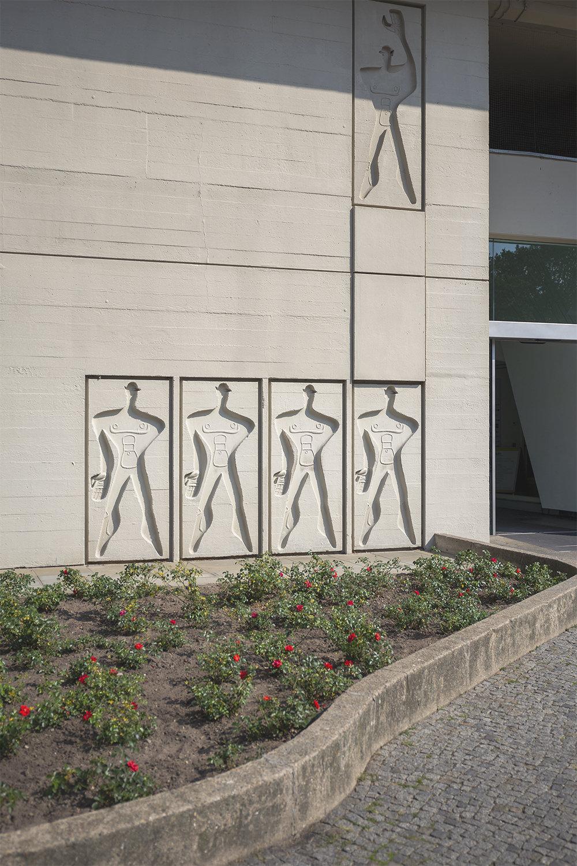 Le Corbusier House, Berlin
