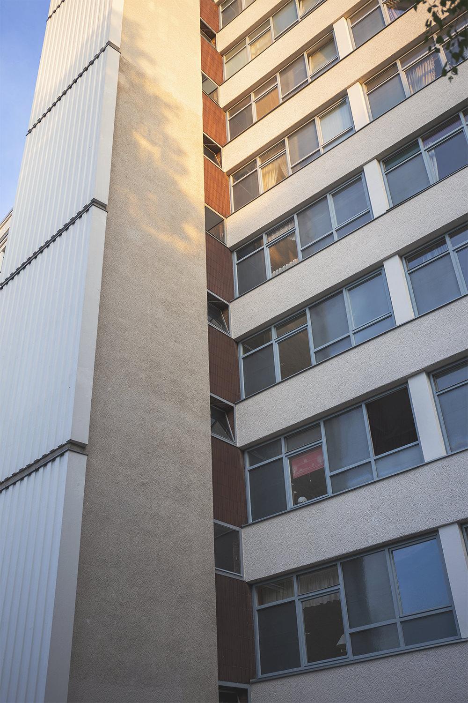 Walter Gropius House, Hansaviertel, Berlin