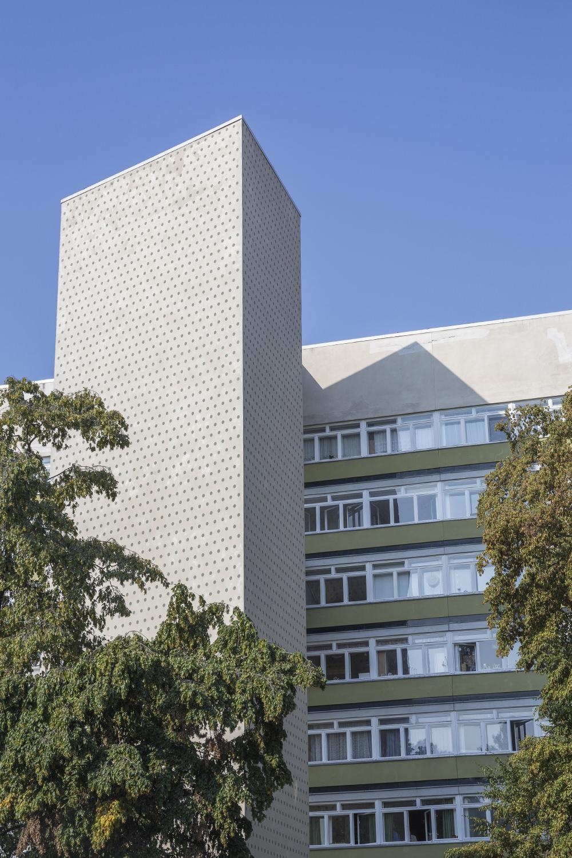 Oscar Niemeyer House, Hansaviertel, Berlin