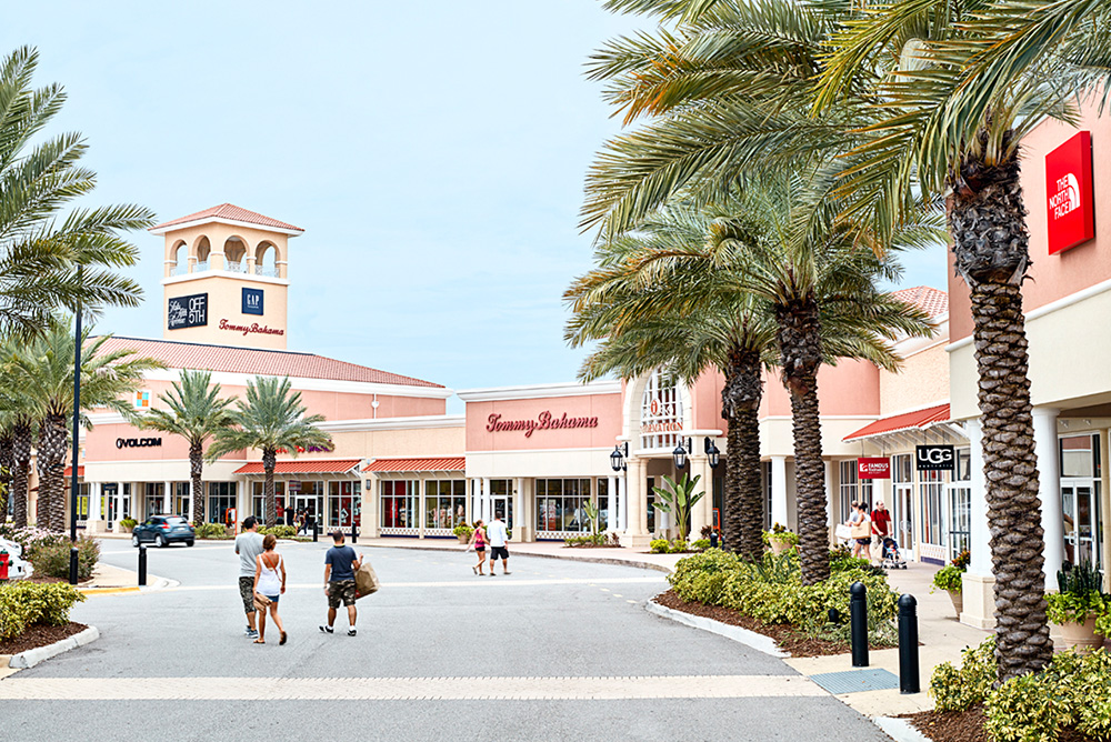 Orlando Vineland Premium Outlets — IBD