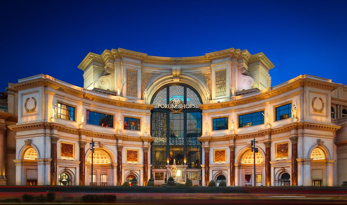 The Forum Shops at Caesars Palace