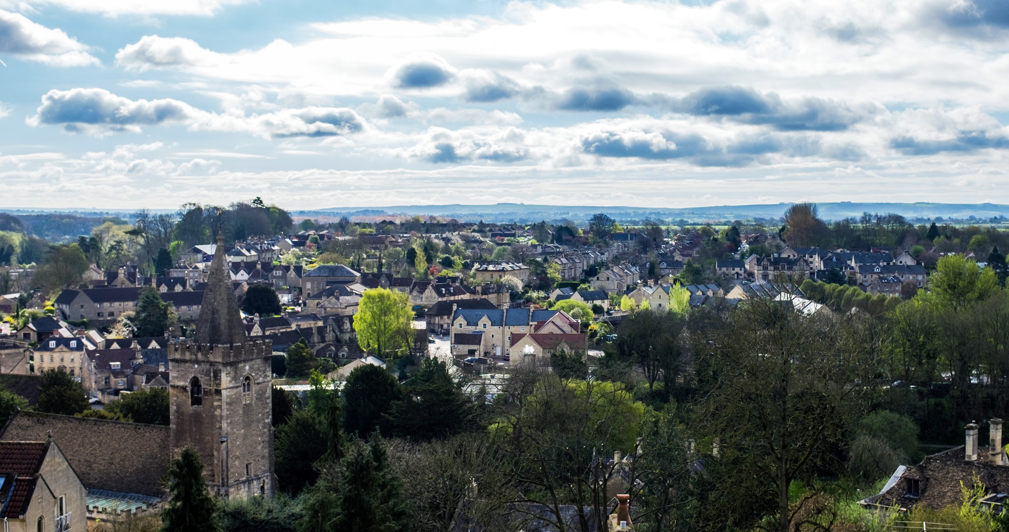 Bradford-on-Avon from Hermitage Chapel of Mary Tory.jpg