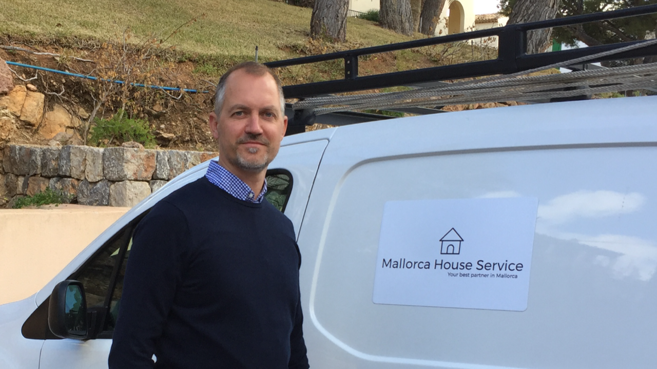 """Our Practice - """"We take personal pride in servicing the properties of our clients"""". Owner, Kasper Tvede"""