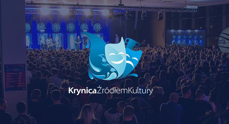 Krynica Źródłem Kultury - Odrestaurowany budynek Pijalni Głównej w Krynicy staje się podczas każdych ferii zimowych sceną dla najlepszych polskich zespołów i kabaretów.