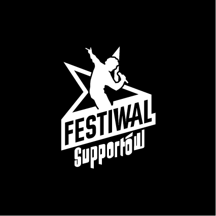 Festiwal Supportów - Logo - Białe