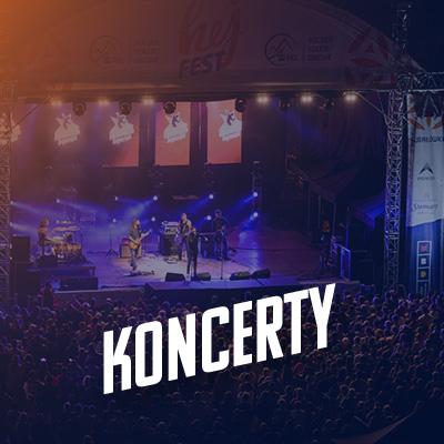 Koncert Festiwalu Supportów
