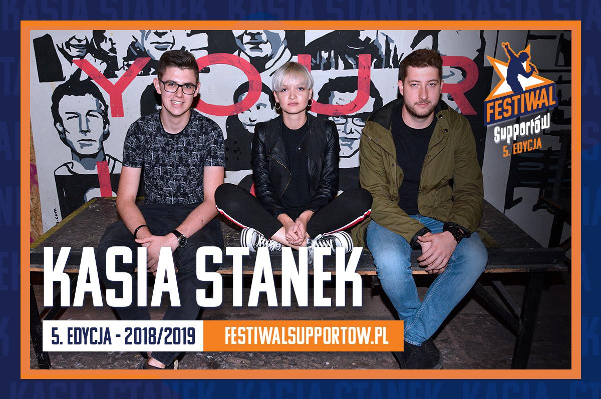 Kasia Stanek - 5 edycja Festiwalu Supportów