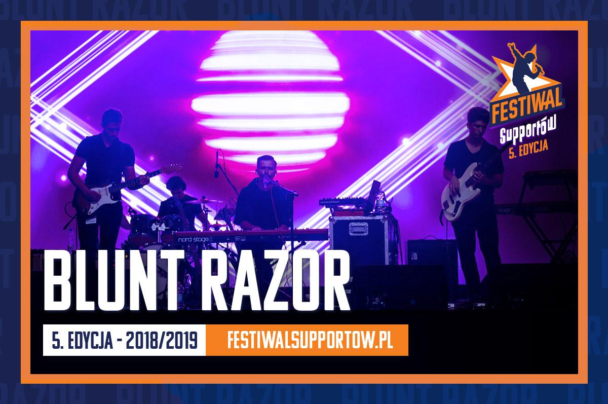 Blunt Razor - Festiwal Supportów