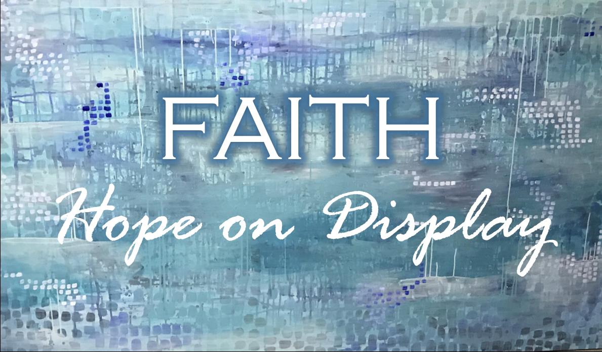 The Attitude of Faith: Trust