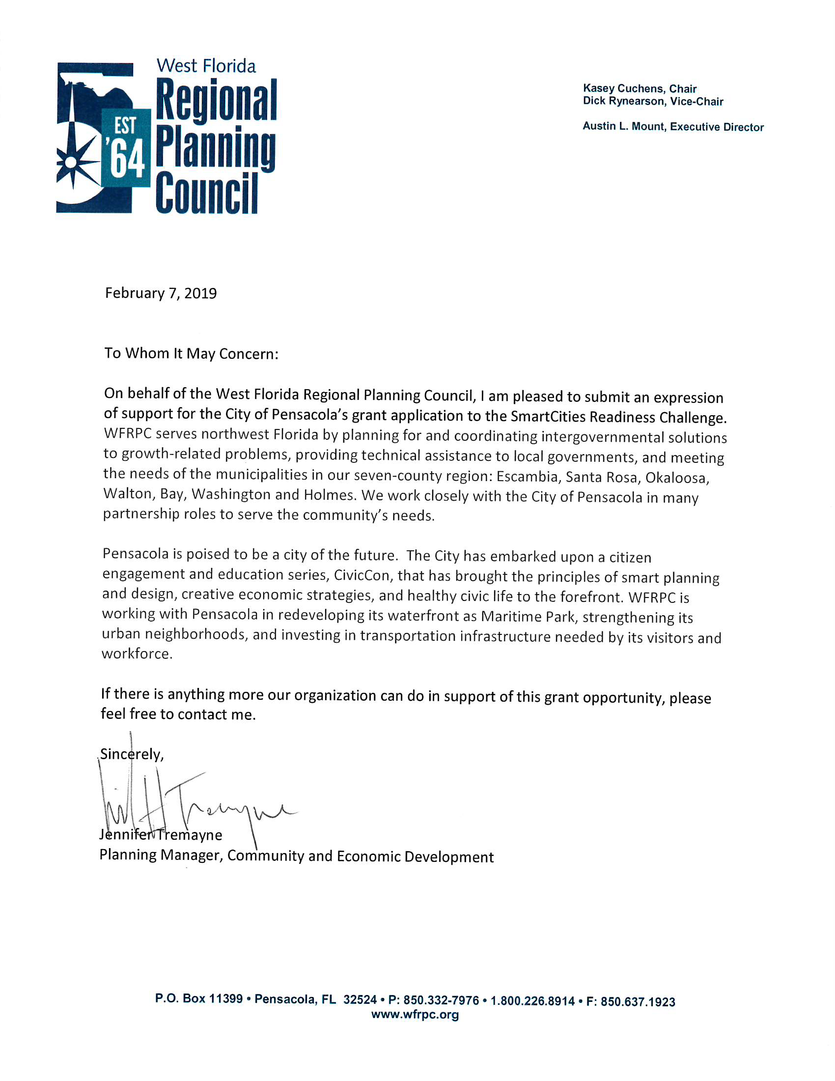 West Florida Regional Planning Council