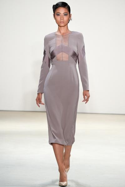 Lilac Grey- Designer: Bibhu Mohapatra