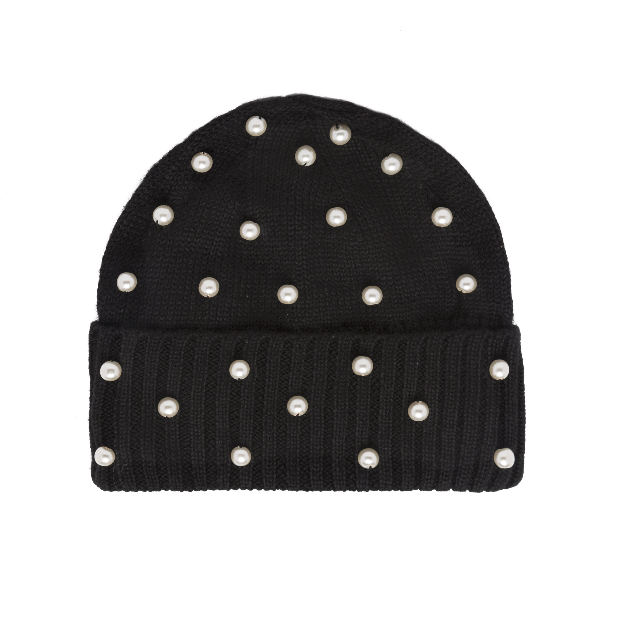 Pearls and studs are so in right now. Bling out your beanie! Check out  Azeeza , they have awesome sales going on. Pearl Scattered Black Beanie - $60.