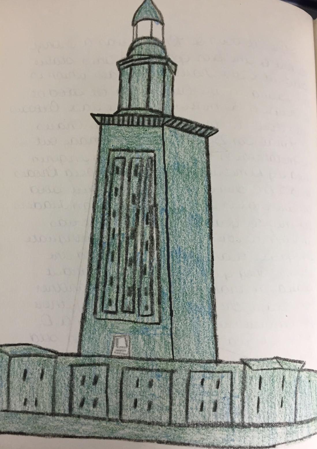 Artwork from highschool