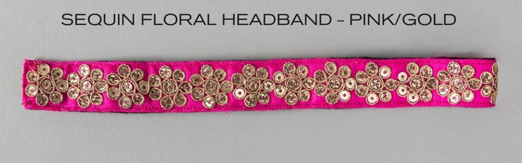 BhavyJ Designs Headband  $17.50