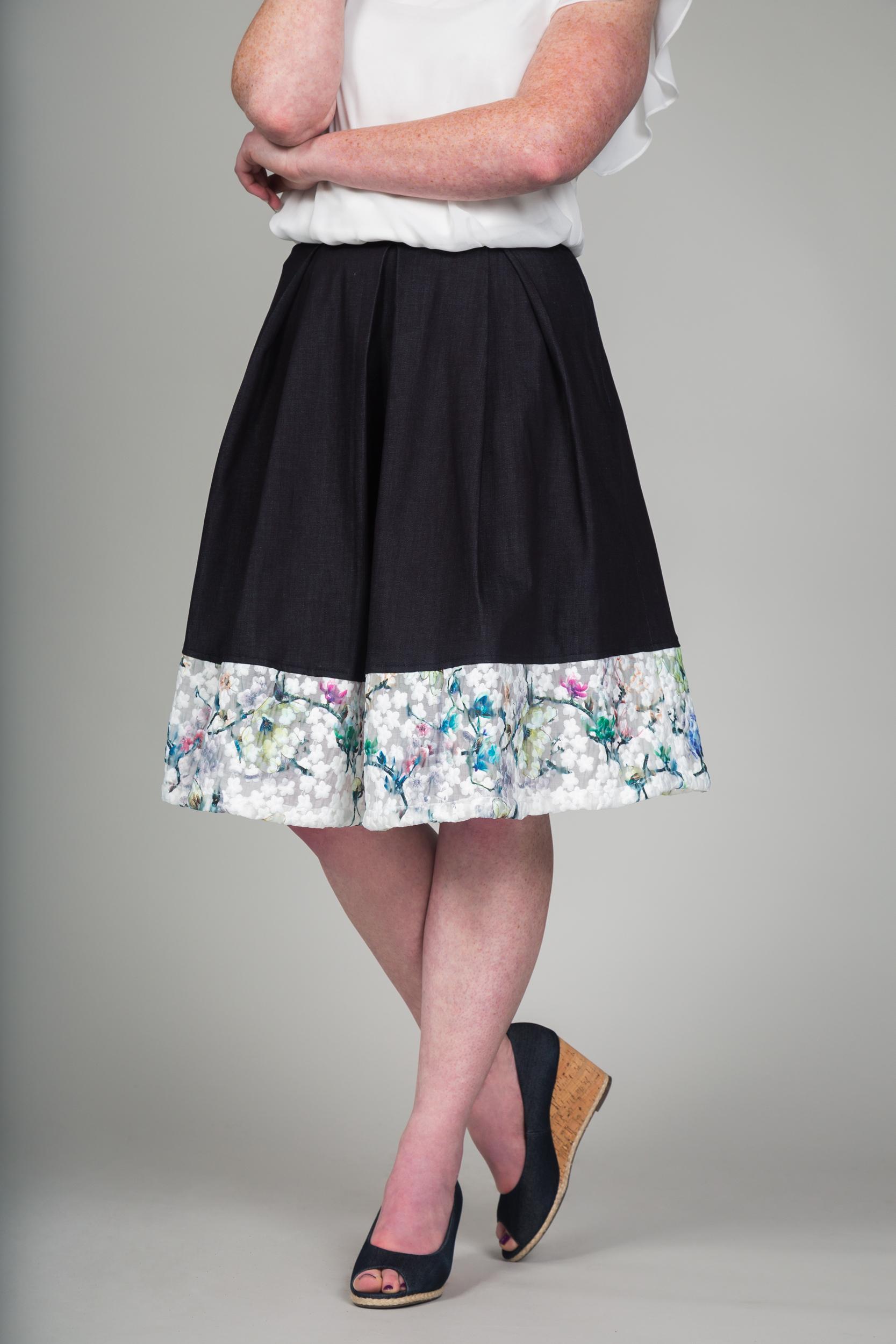 """""""Aaliya"""" Skirt"""