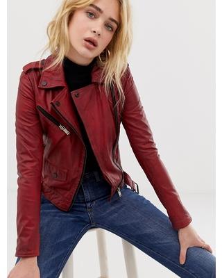 Barney's Original Biker Jacket $151