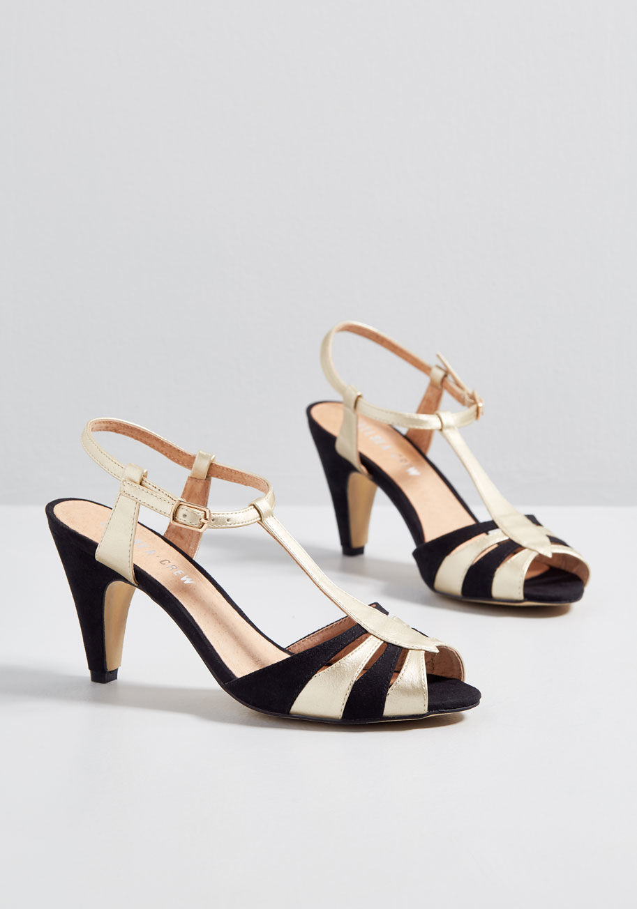 In For A Treat Peep Toe $70