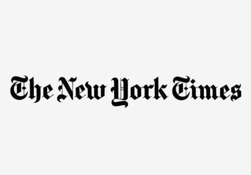 Marina Luri in the New York Times