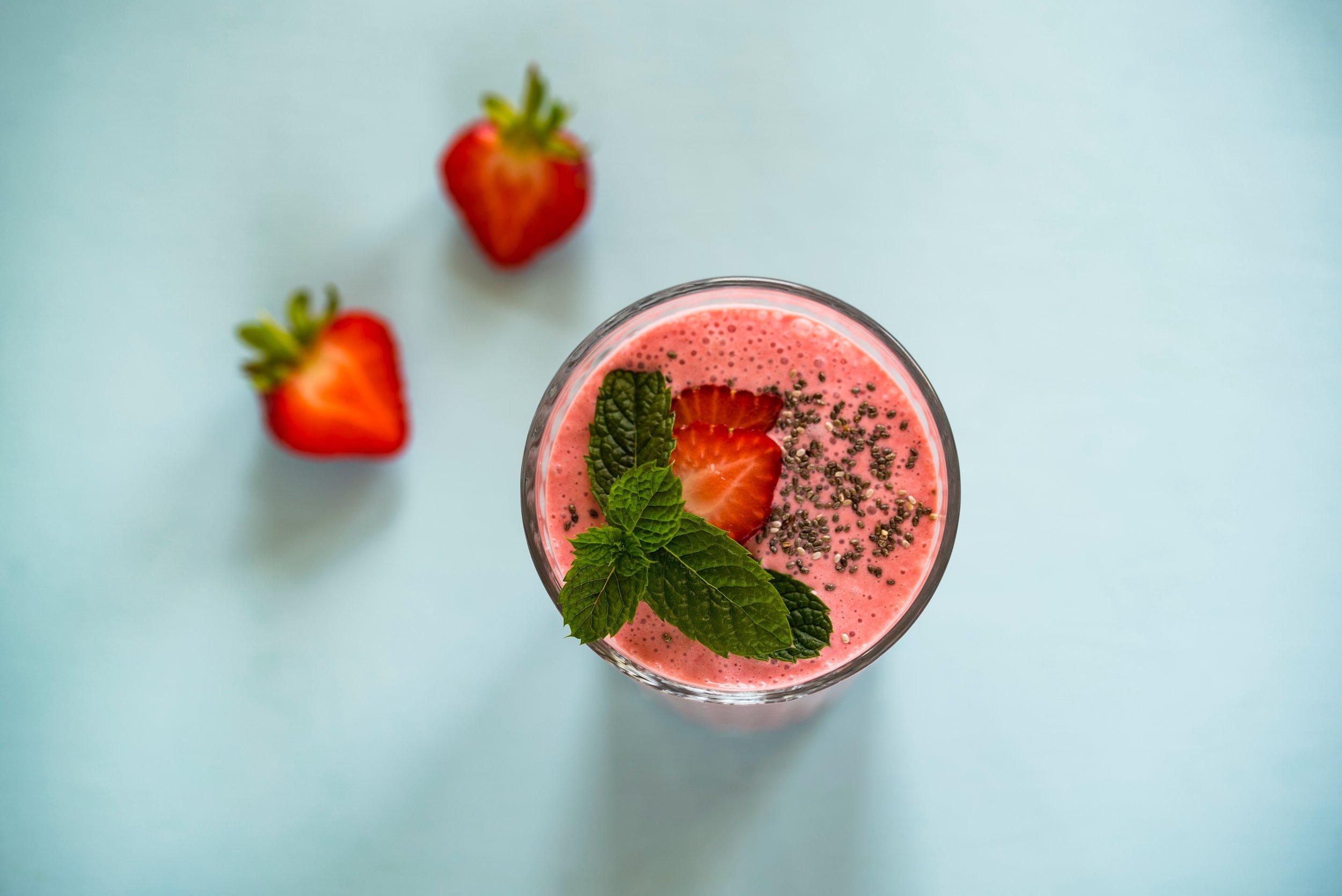 Pauze? Maak samen een lekkere en vooral gezonde smoothie!