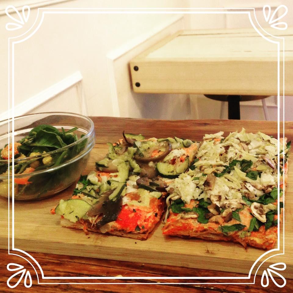 want a pizza hank? - 18 rue des gravilliers, 75003