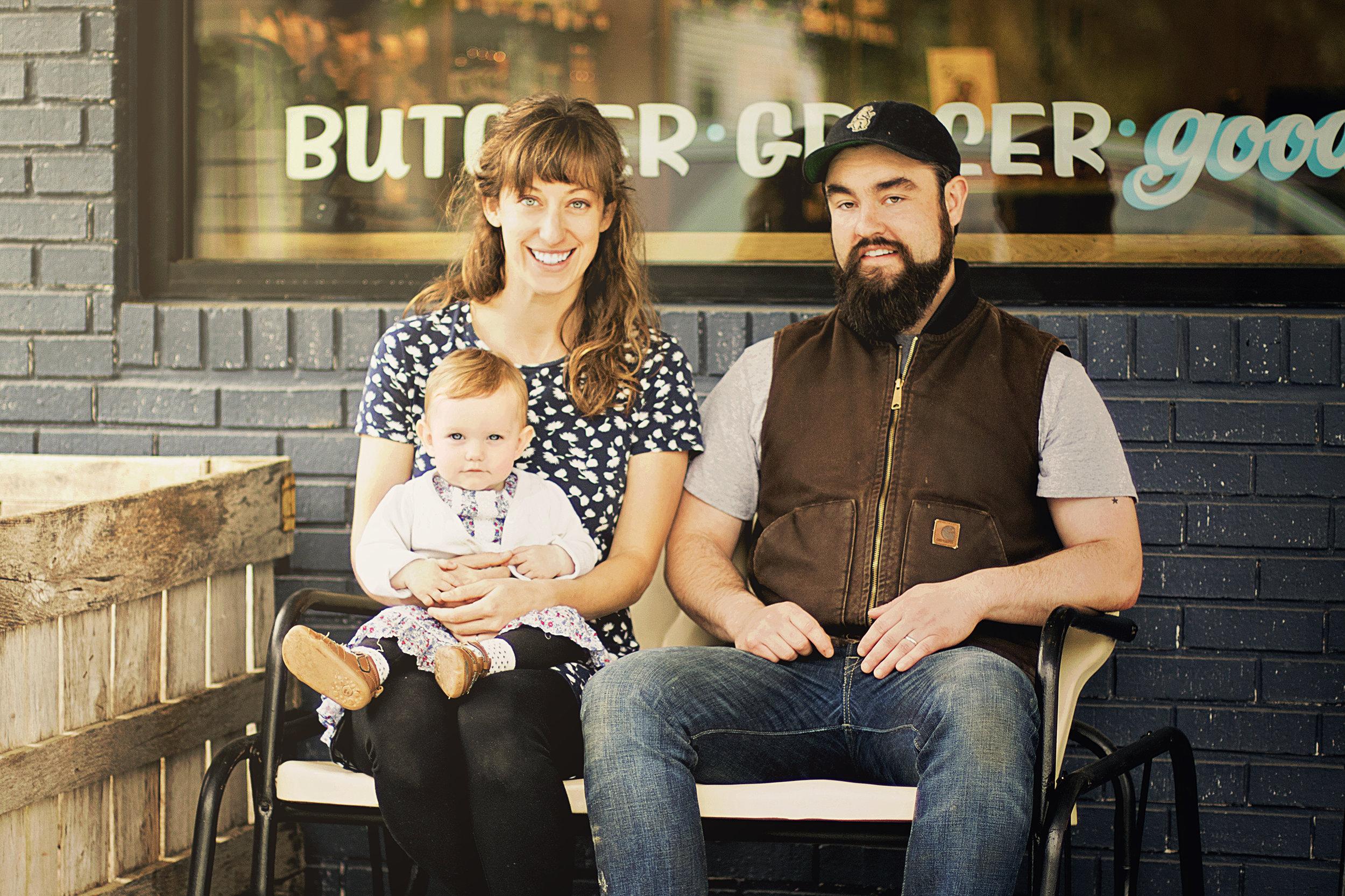 Kate, Pete & Josephine
