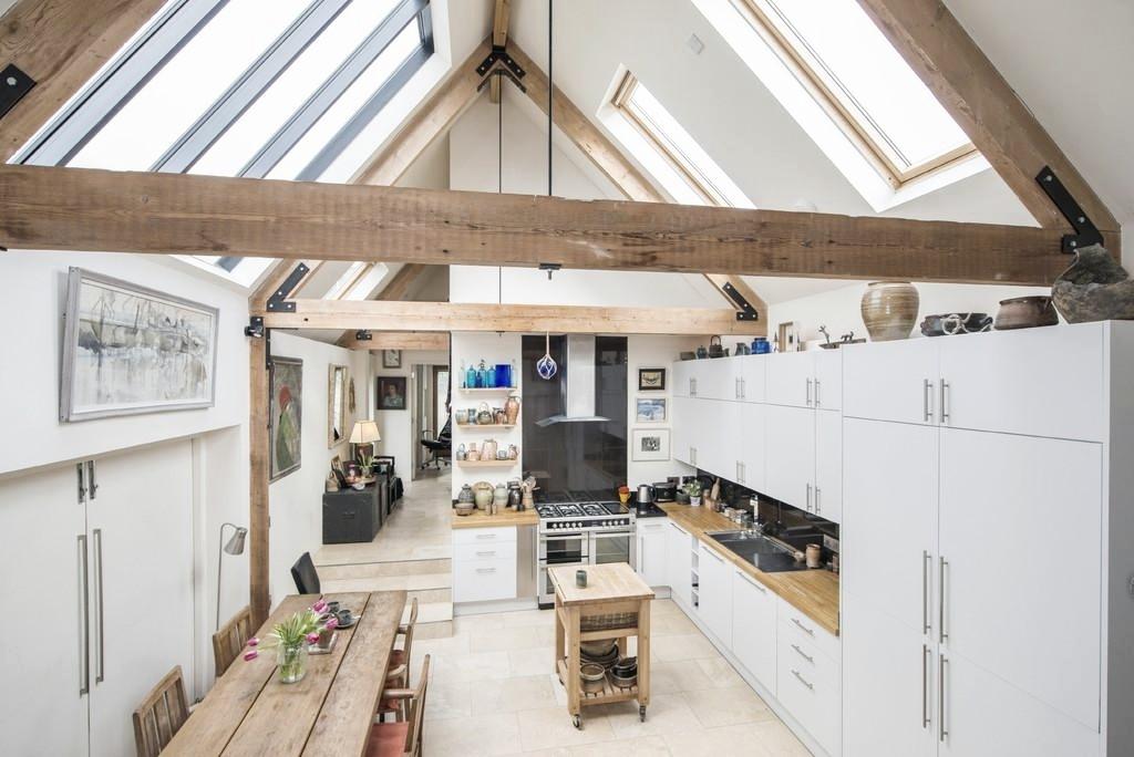 English modern interior design for home