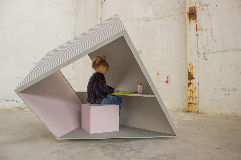 Scandinavian play house