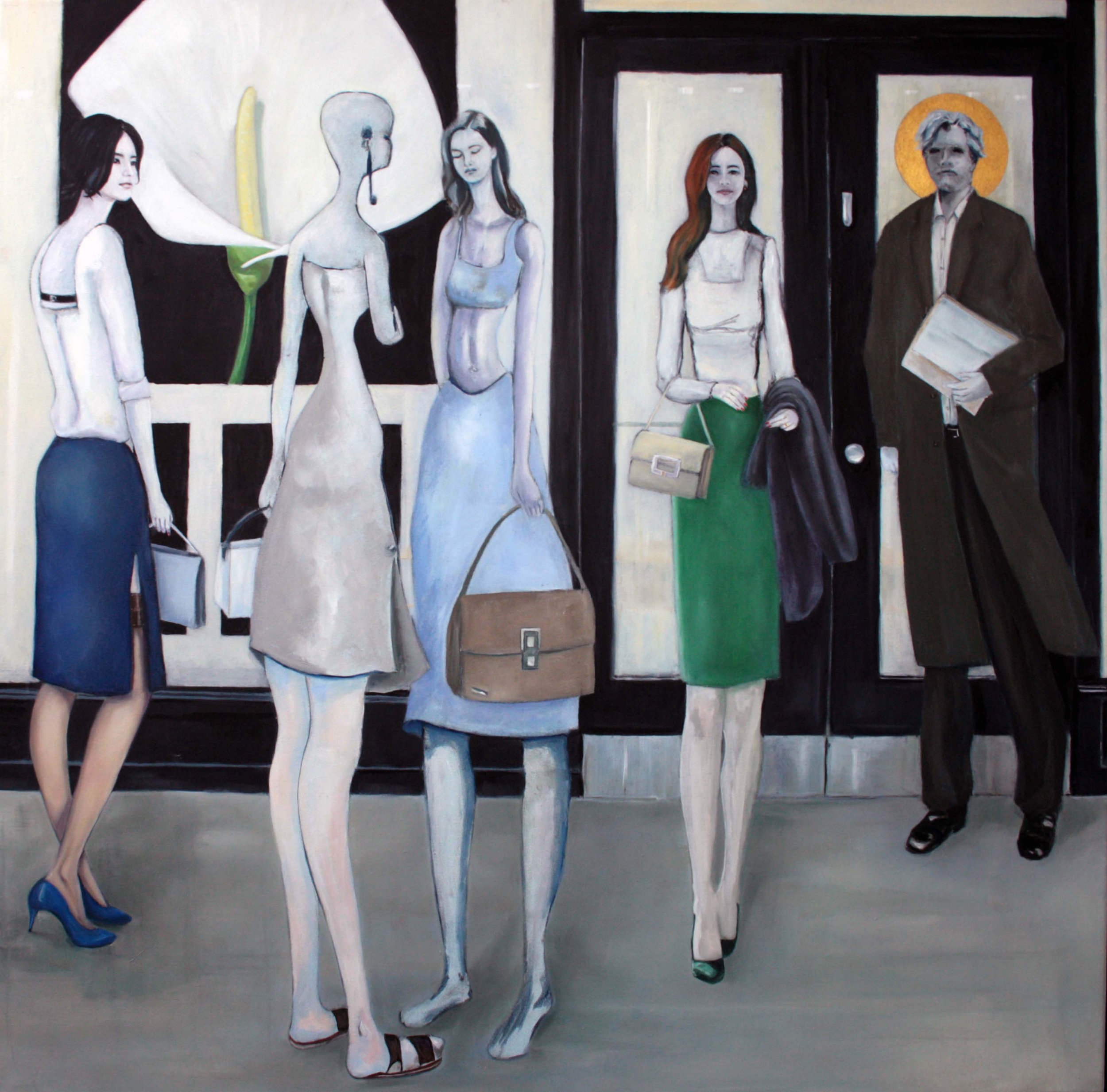 ALAN CARLYON SMITH - STUDIO 247
