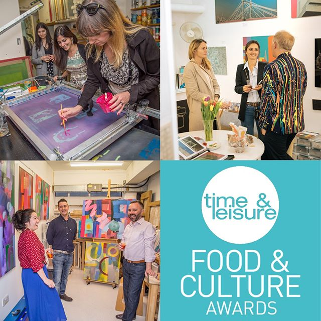 We're so excited that Wimbledon Art Fair has been nominated for Most Innovative Arts Project in the @timeandleisure Food and Culture Awards for the second year running! Please show your support for our fantastic artists and makers and give us a vote (link in bio) - #mostinnovativeartsproject #tlfca #timeandleisure #foodandcultureawards #voteforus #supportthearts #wimbledonartfair #wimbledonartstudios #swlondon #wimbledon #artists #londonartists #artistcommunity #supportartists