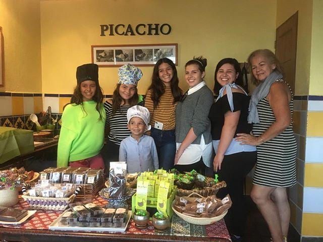 La experiencia en Picacho es familiar #felizdiadelpadre #chocolates #galipan