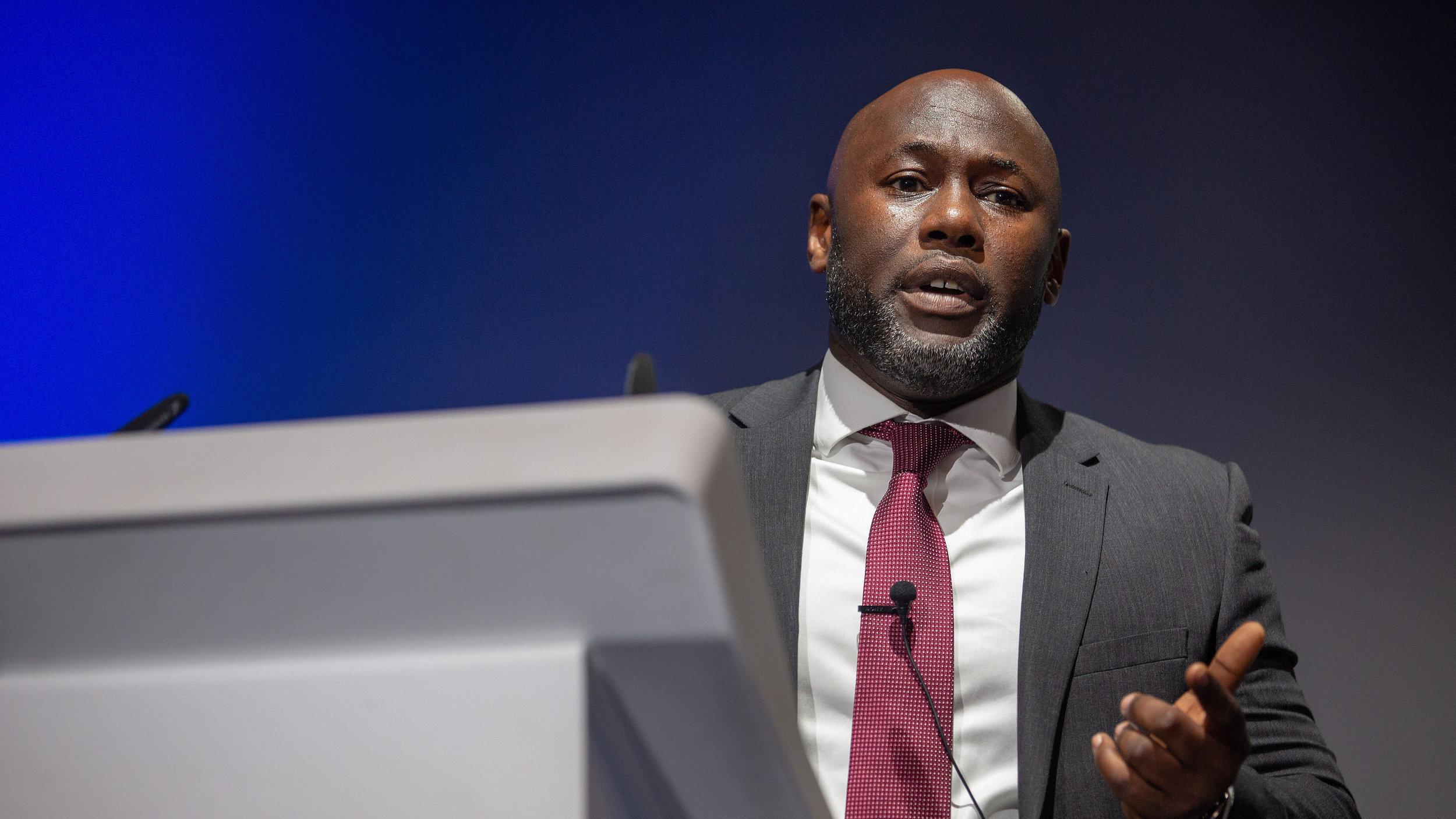 Ken Osivwemu. BarclaysBlack History Month 2018The Black Professional ForumOne Churchill Place2/10/18