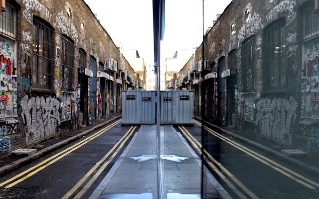Blackall Street, Shoreditch.