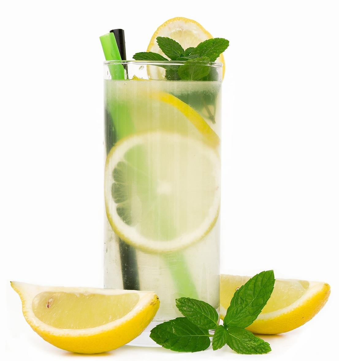 Making lemonade!