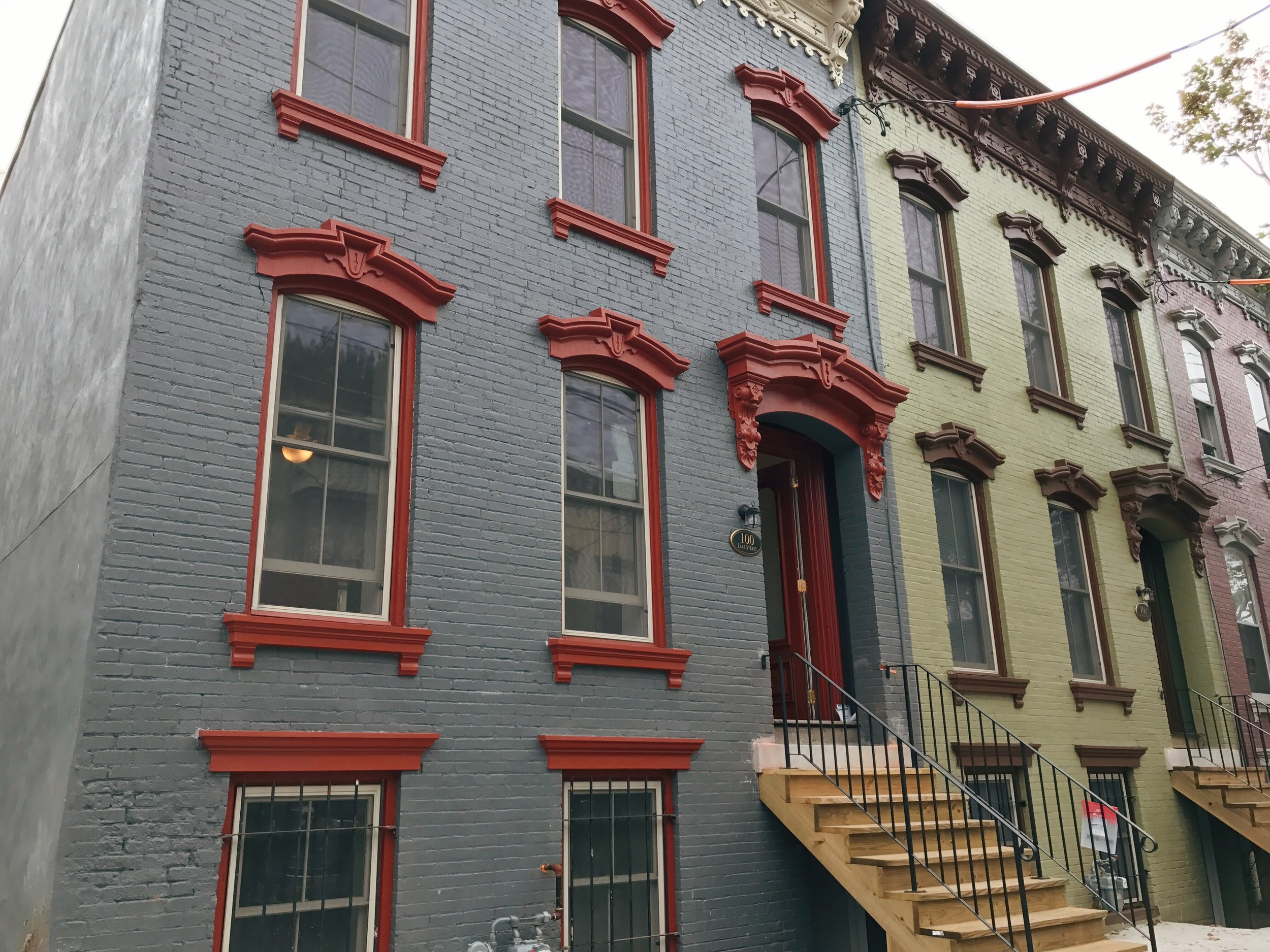100 & 102 Lark street albany ny habitat homes rehab renovation