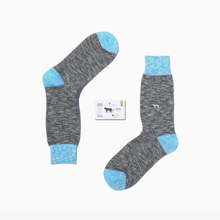 Amur Leopard socks.jpg