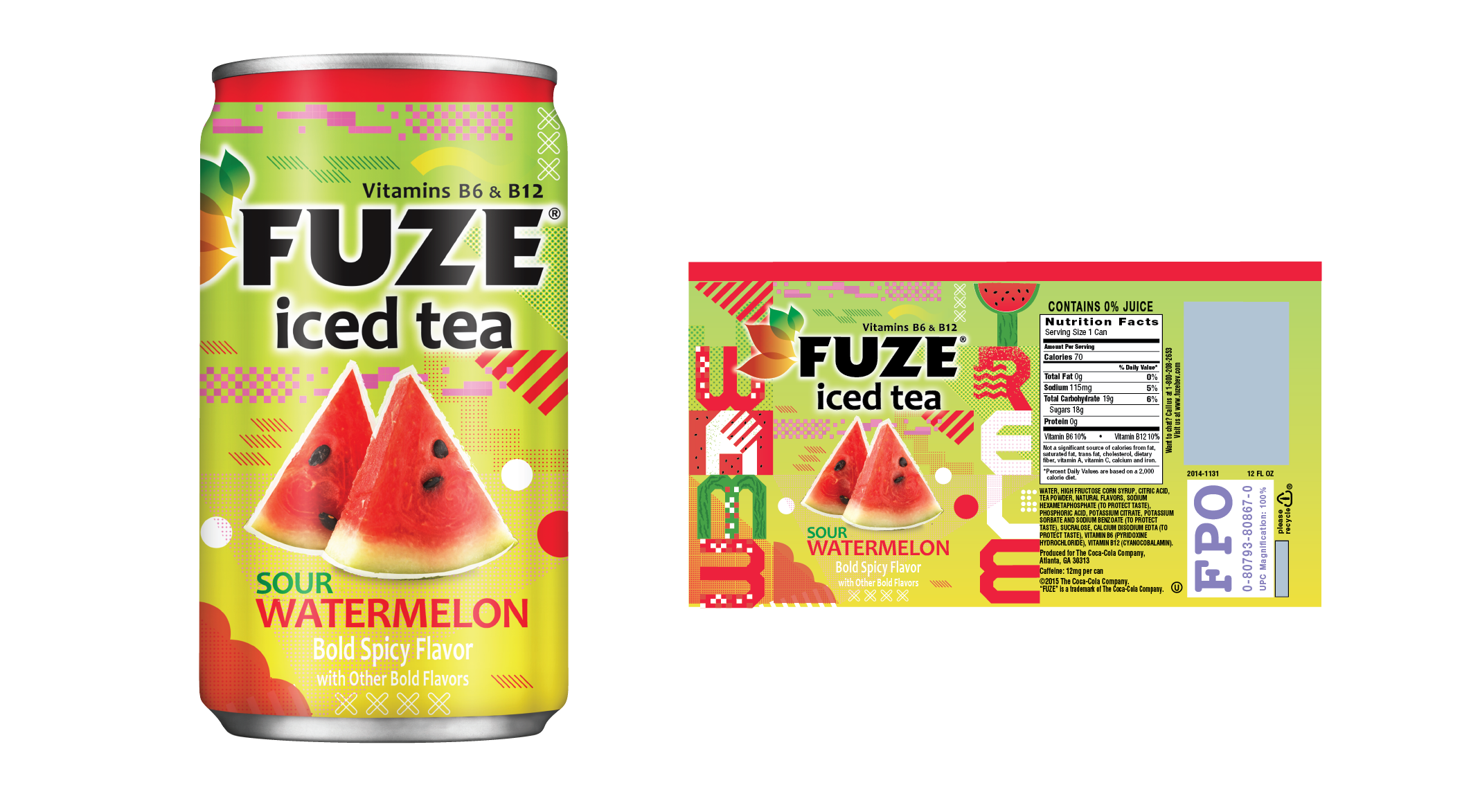 Fuze Hot Brew & Sour — SABA NIAKI