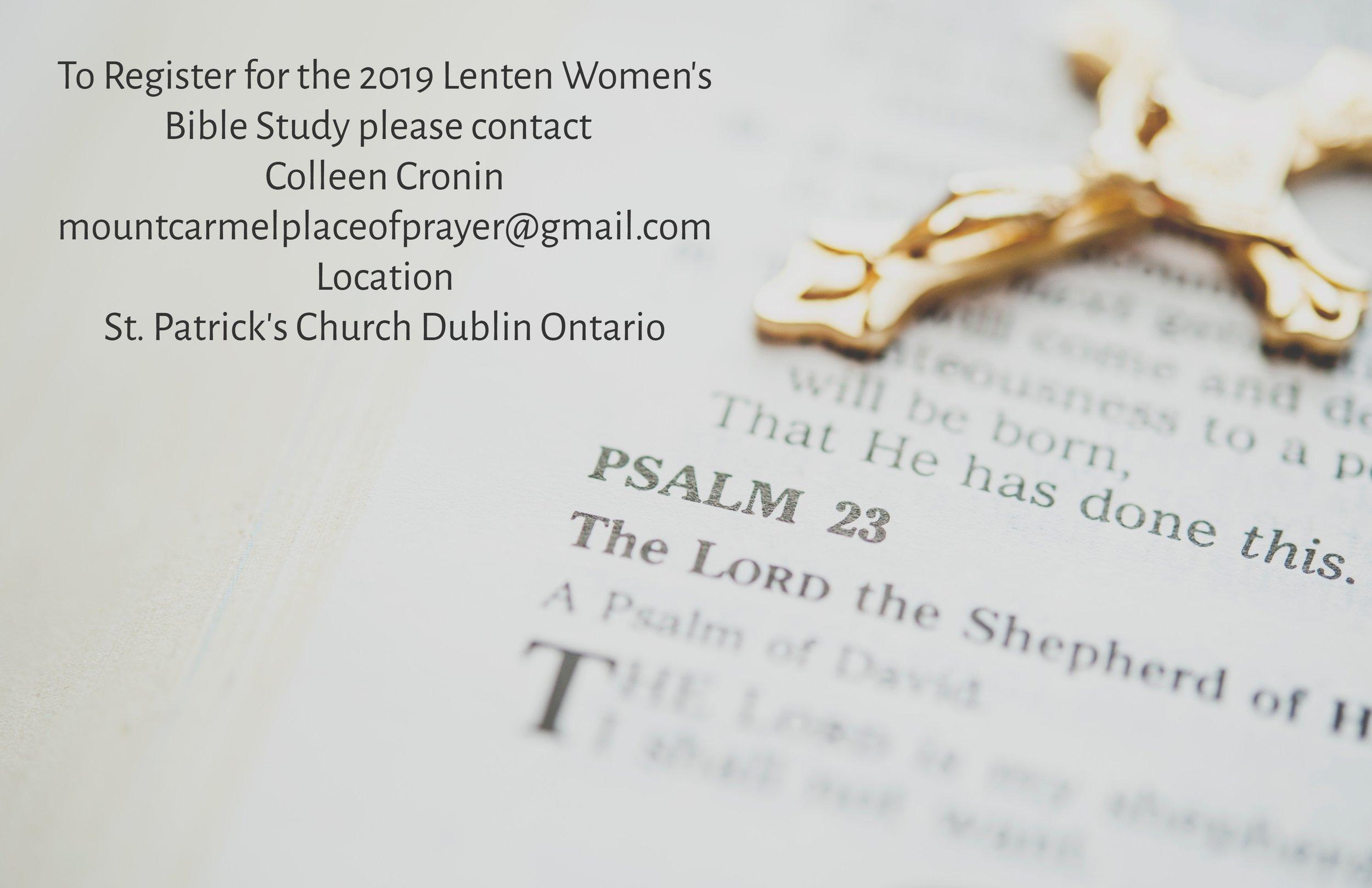 2019 Lenten Bible Study for Women.jpg