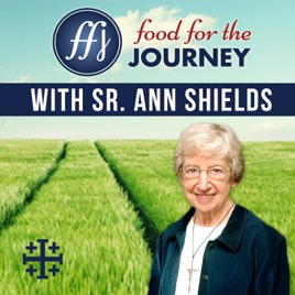 """""""It is your life that evangelizes""""  Sr Ann Shields"""