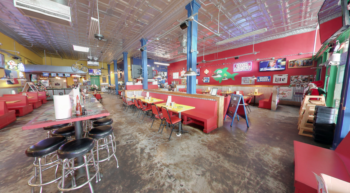 Fuzzy's Tacos   Plant your flag. When prospective customers seek you out on Google Maps, help ensure that their first encounters are great ones.    See example