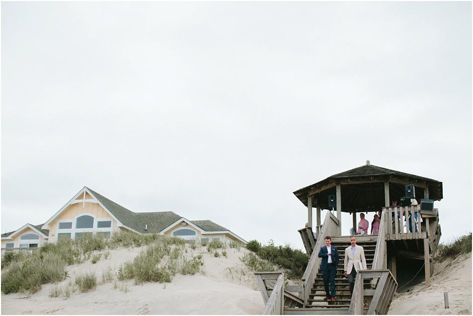 Pelicans Landing OBX Wedding   Amore Vita Photography_0028