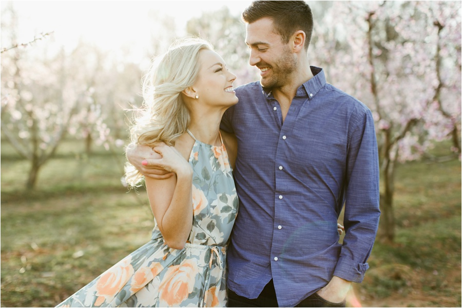 Peach Orchard Engagement Session | Amore Vita Photography_0008.jpg